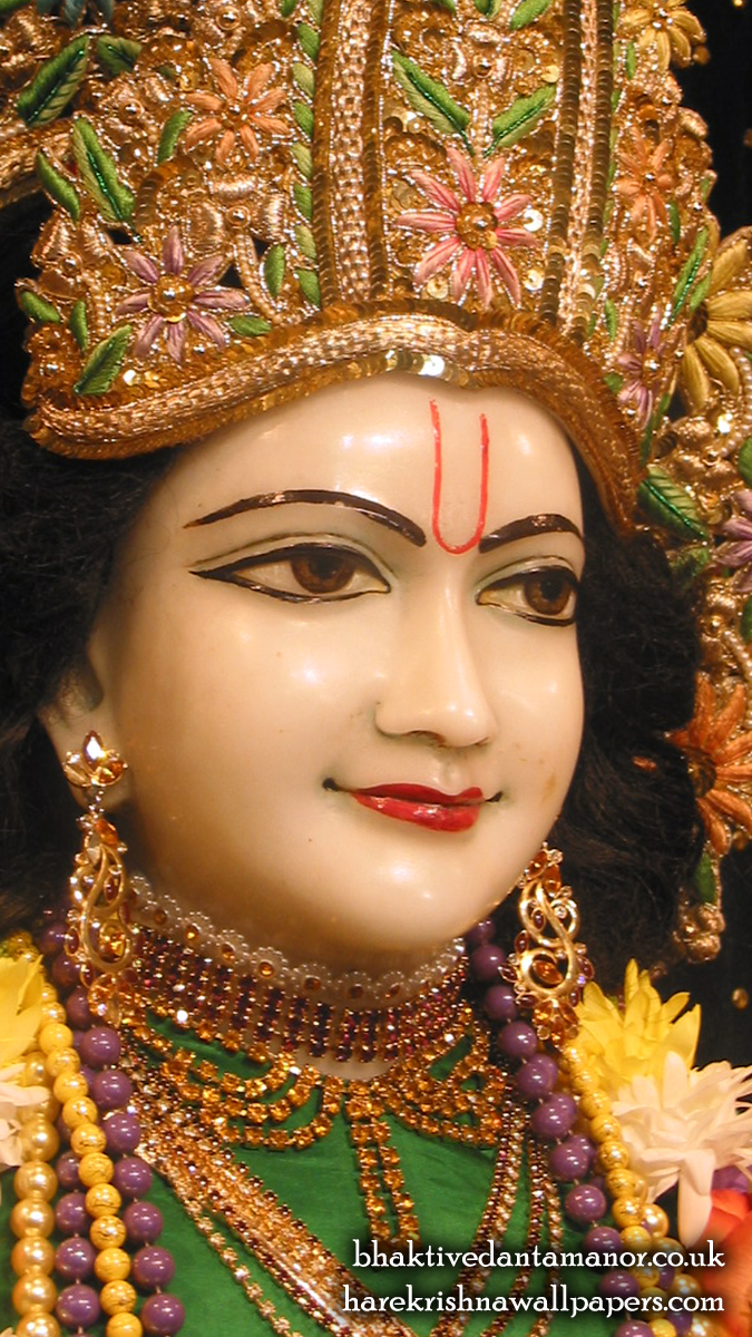 Sri Rama Close up Wallpaper (003) Size 675x1200 Download