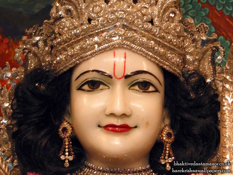 Sri Rama Close up Wallpaper (004)