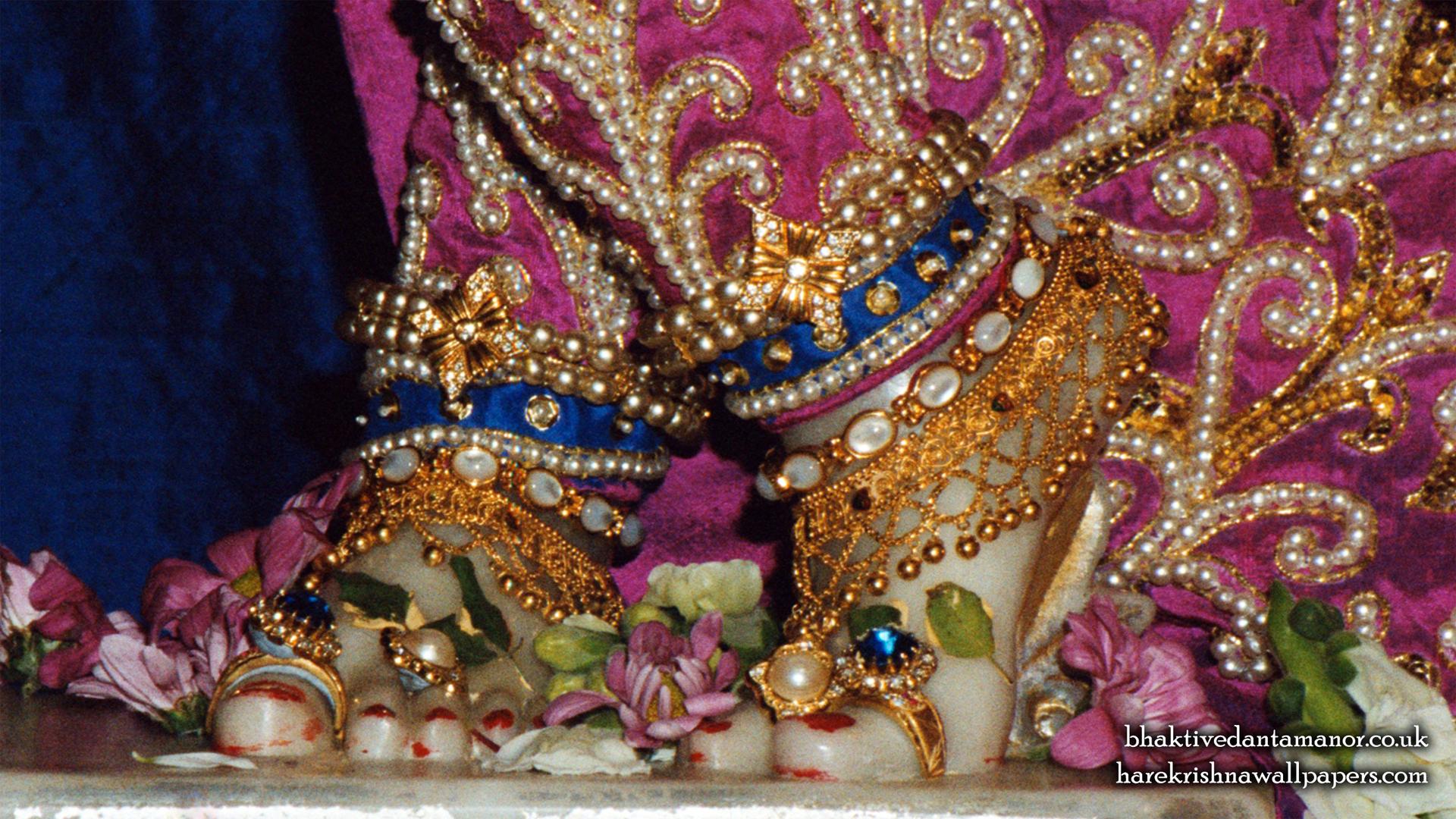 Sri Gokulananda Feet Wallpaper (005) Size 1920x1080 Download