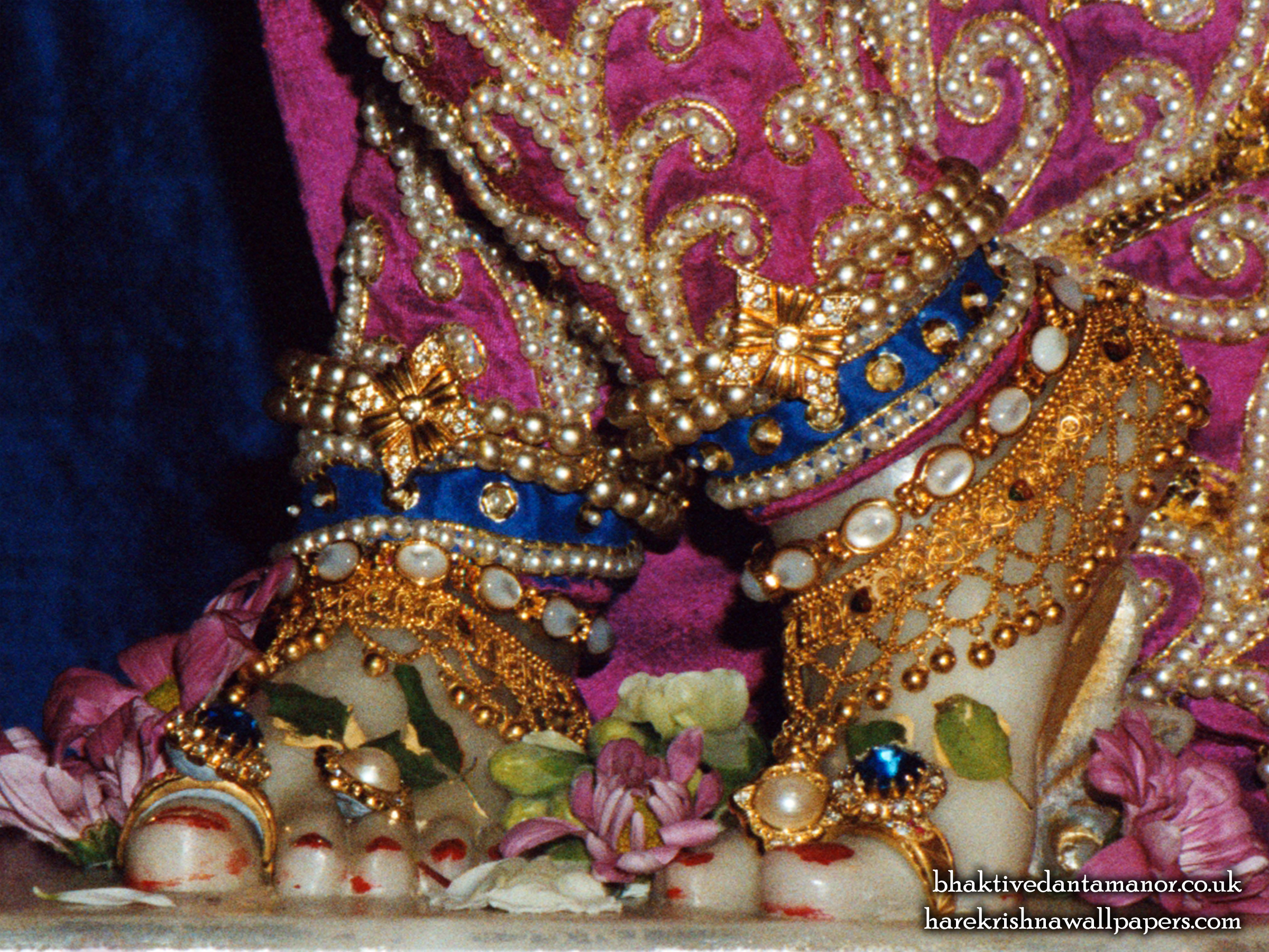 Sri Gokulananda Feet Wallpaper (005) Size 2400x1800 Download