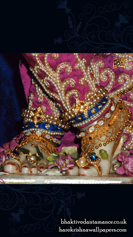 Sri Gokulananda Feet Wallpaper (005) Size 450x800 Download