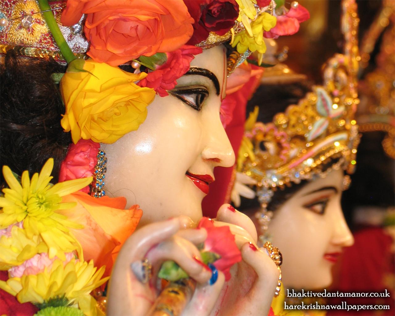Sri Sri Radha Gokulanand Close up Wallpaper (019) Size 1280x1024 Download