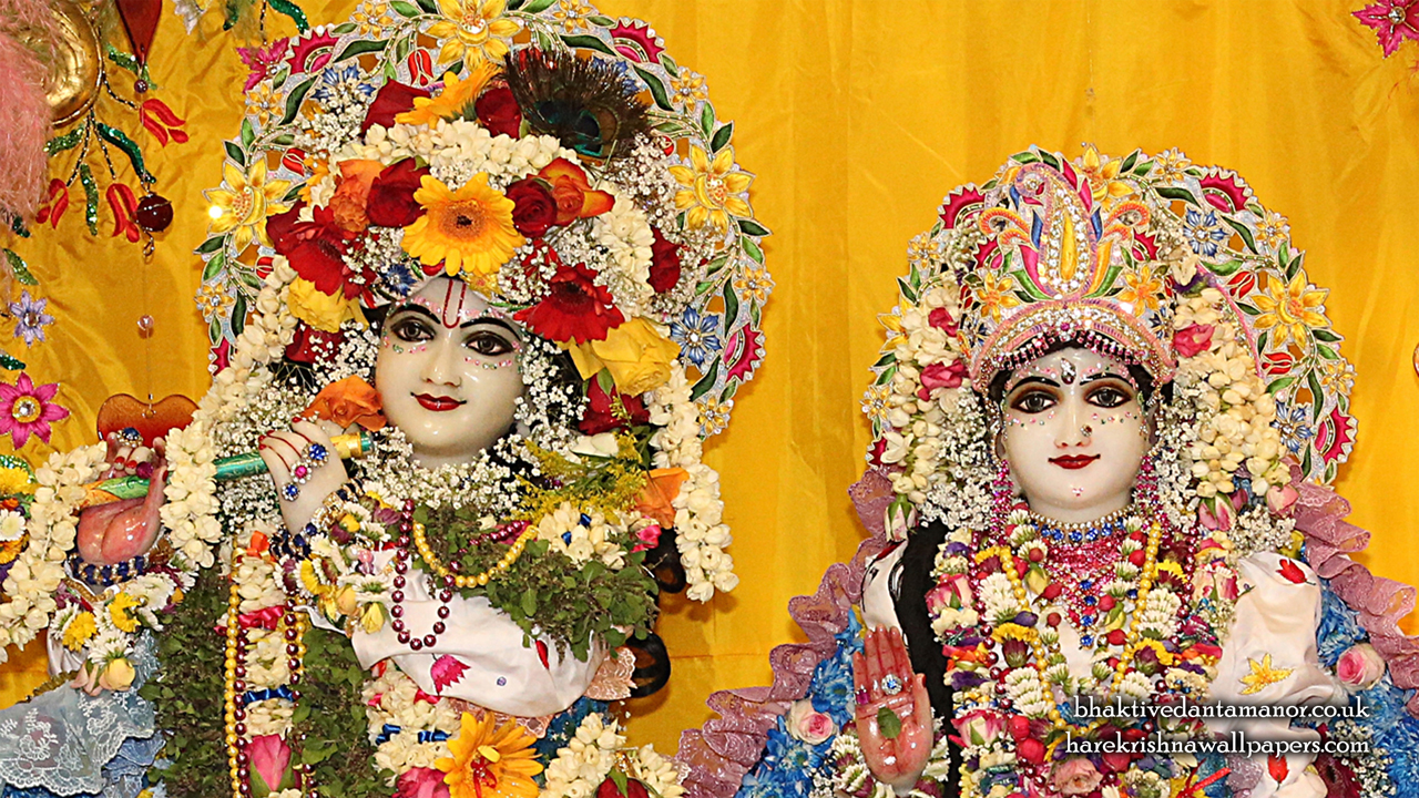 Sri Sri Radha Gokulananda Close up Wallpaper (024) Size 1280x720 Download