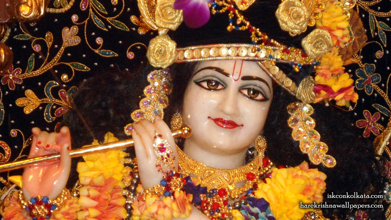Sri Govinda Close up Wallpaper (001) Size 1600x900 Download