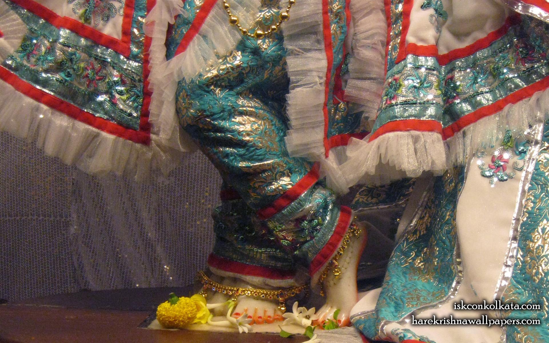 Sri Govinda Feet Wallpaper (001) Size 1920x1200 Download