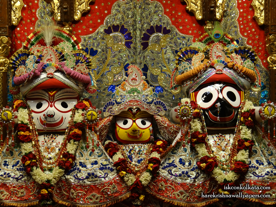 Jagannath Baladeva Subhadra Wallpaper (002) Size 1152x864 Download