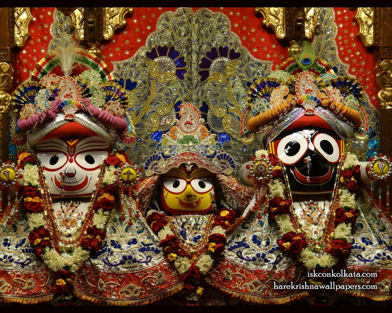 Jagannath Baladeva Subhadra Wallpaper (002) Size 1280x1024 Download