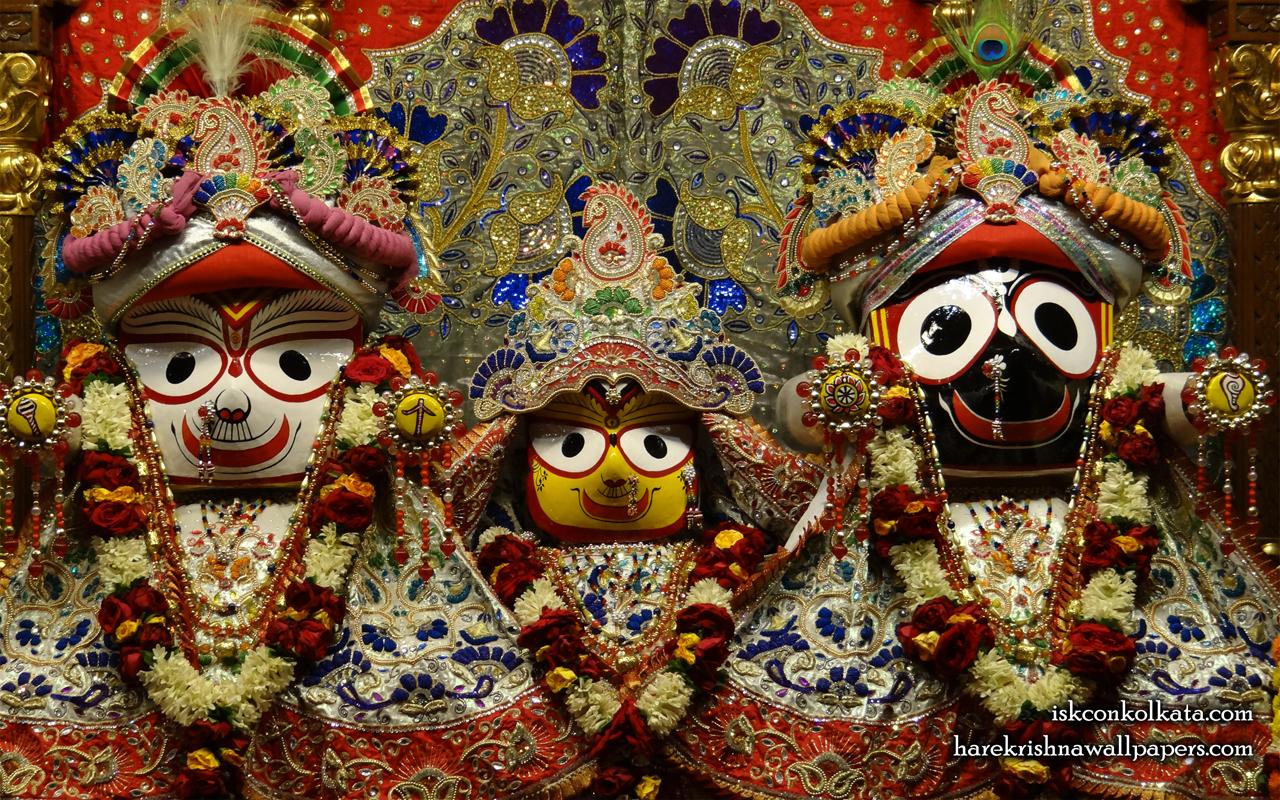 Jagannath Baladeva Subhadra Wallpaper (002) Size 1280x800 Download