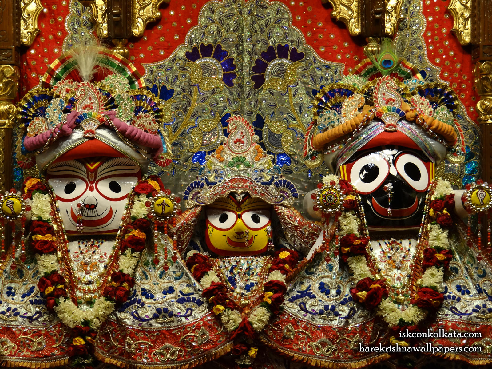 Jagannath Baladeva Subhadra Wallpaper (002) Size1600x1200 Download