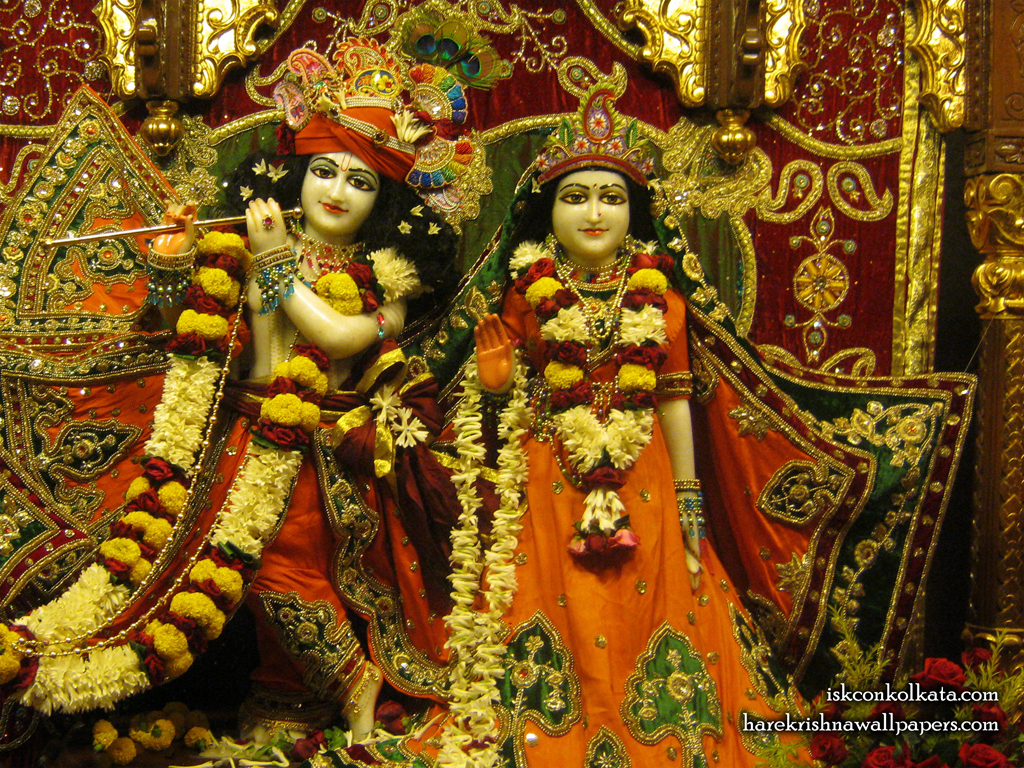 Sri Sri Radha Govinda Wallpaper (002) Size 1024x768 Download