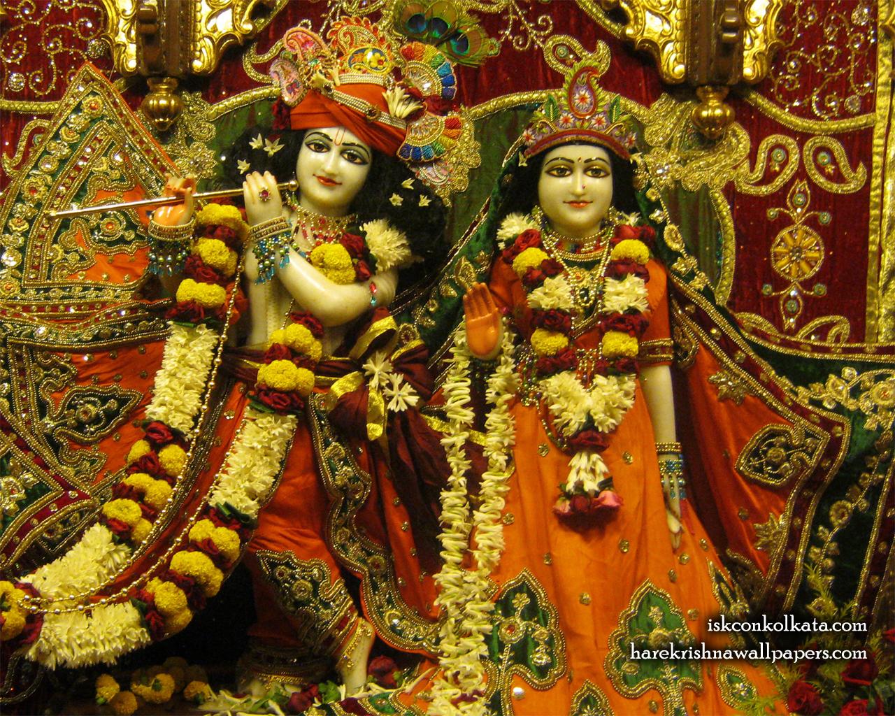 Sri Sri Radha Govinda Wallpaper (002) Size 1280x1024 Download