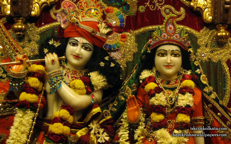 Sri Sri Radha Govinda Close up Wallpaper (002) Size 1440x900 Download