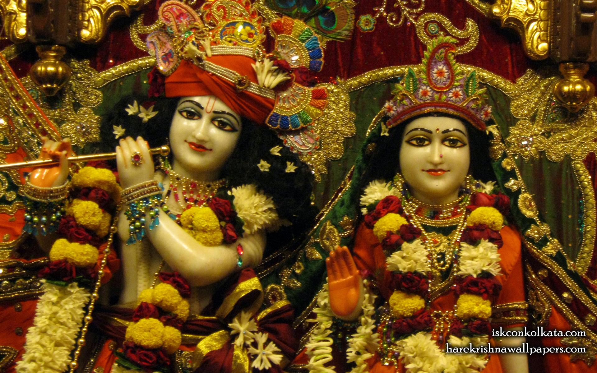 Sri Sri Radha Govinda Close up Wallpaper (002) Size 1920x1200 Download