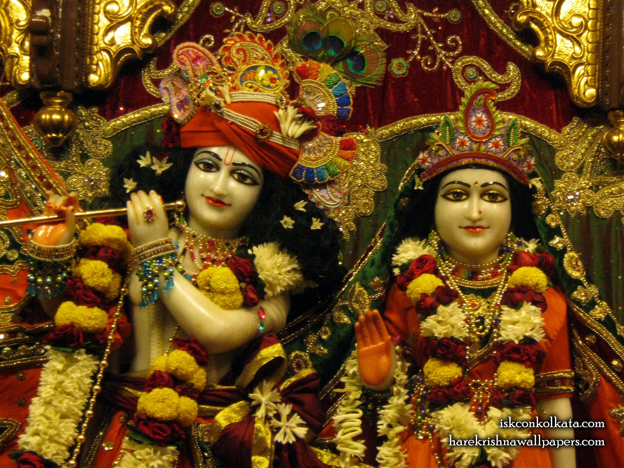 Sri Sri Radha Govinda Close up Wallpaper (002) Size 2400x1800 Download