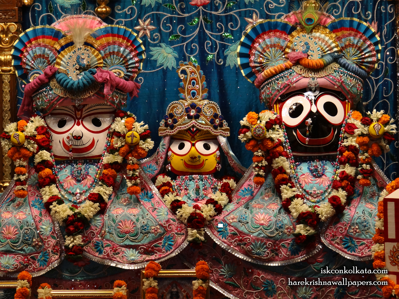 Jagannath Baladeva Subhadra Wallpaper (003) Size1600x1200 Download