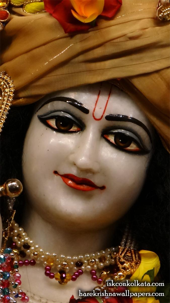 Sri Govinda Close up Wallpaper (003) Size 675x1200 Download