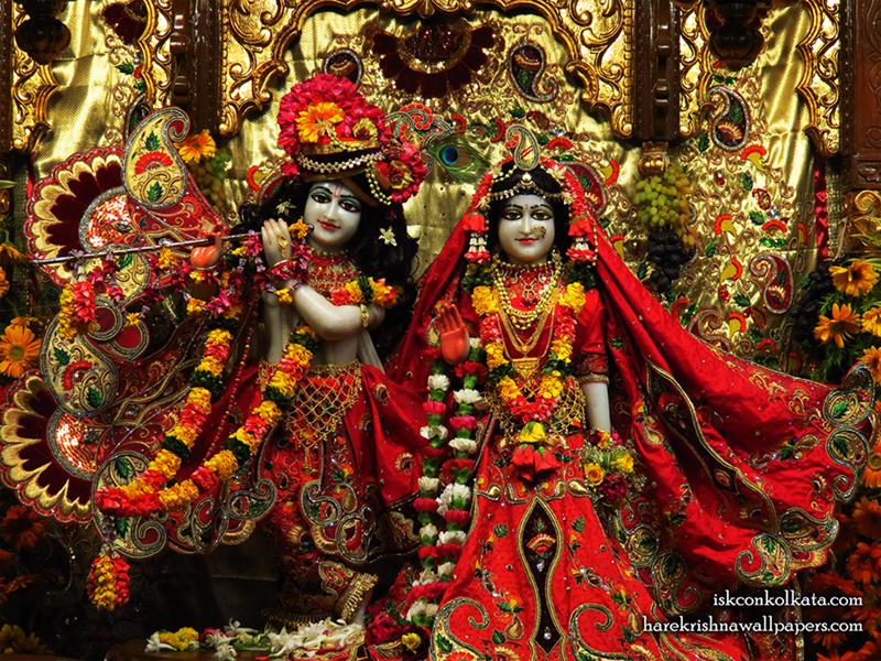 Sri Sri Radha Govinda Wallpaper (003) Size 800x600 Download