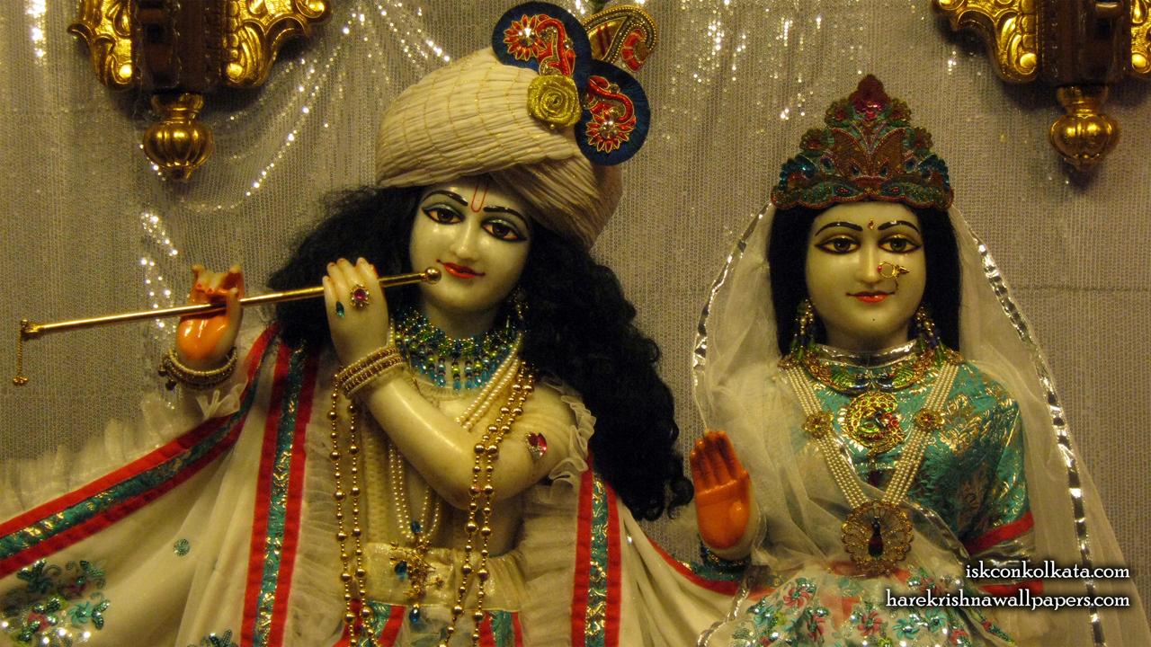 Sri Sri Radha Govinda Close up Wallpaper (003) Size 1280x720 Download
