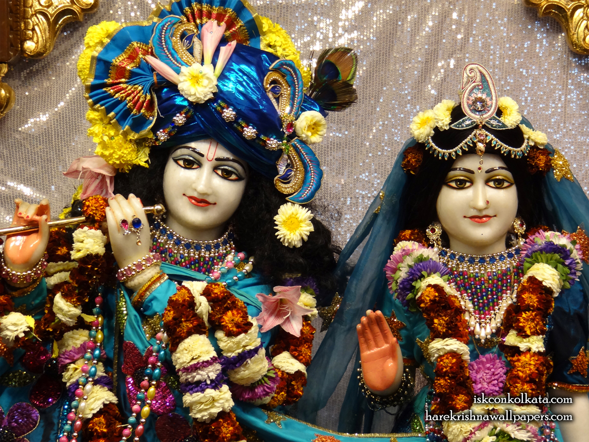Sri Sri Radha Govinda Close up Wallpaper (007) Size 1152x864 Download