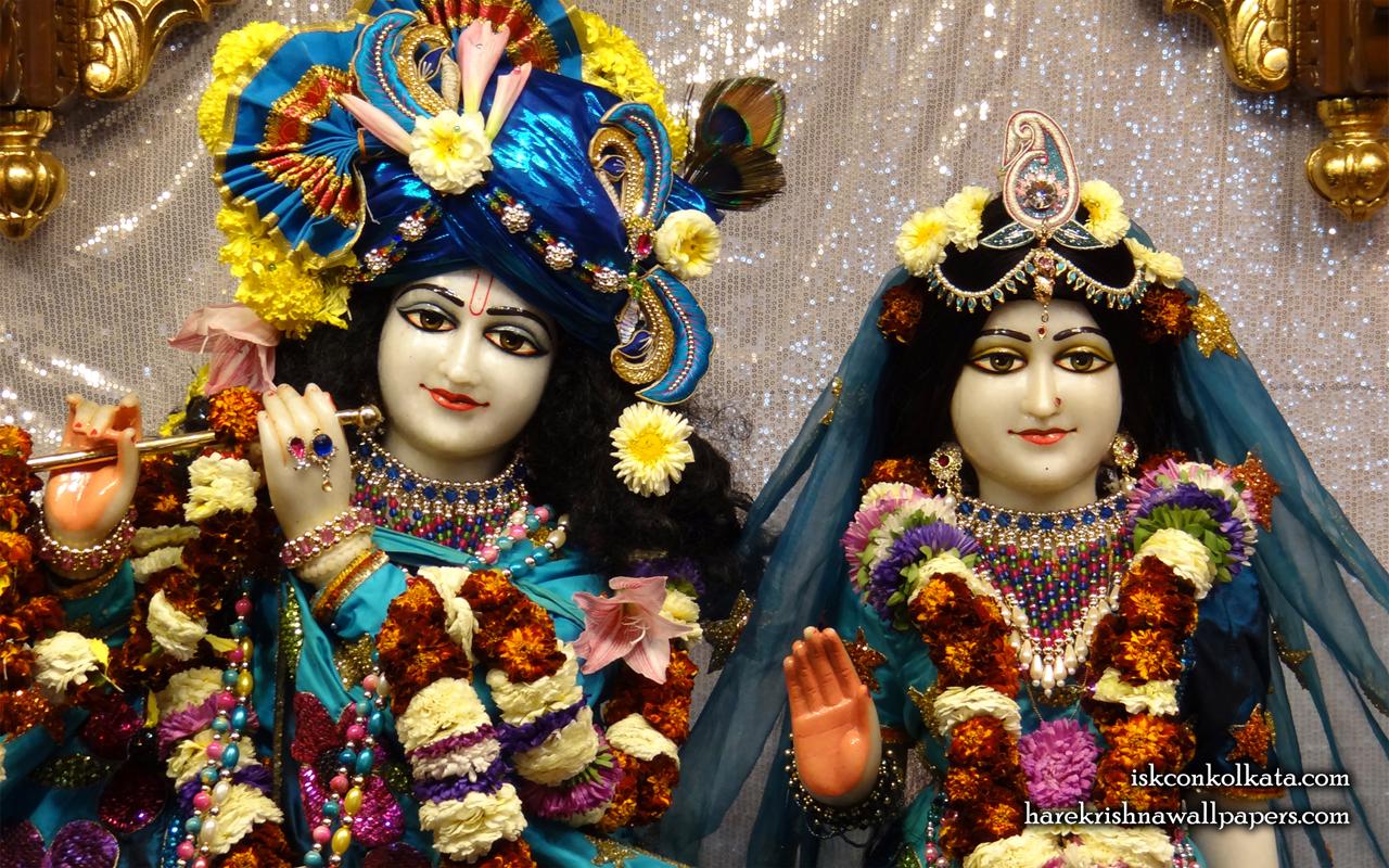 Sri Sri Radha Govinda Close up Wallpaper (007) Size 1280x800 Download