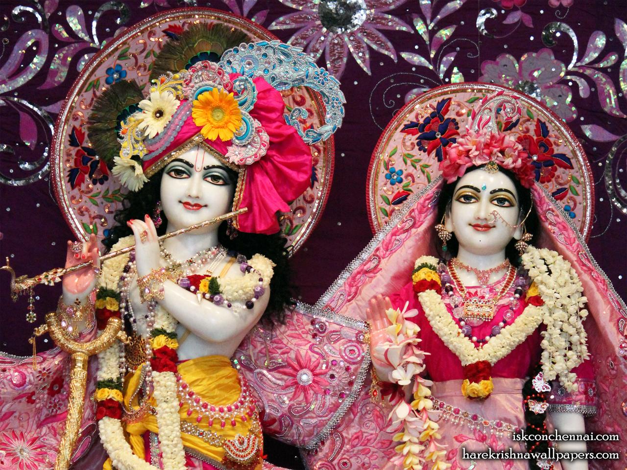 Sri Sri Radha Krishna Close up Wallpaper (001) Size 1280x960 Download