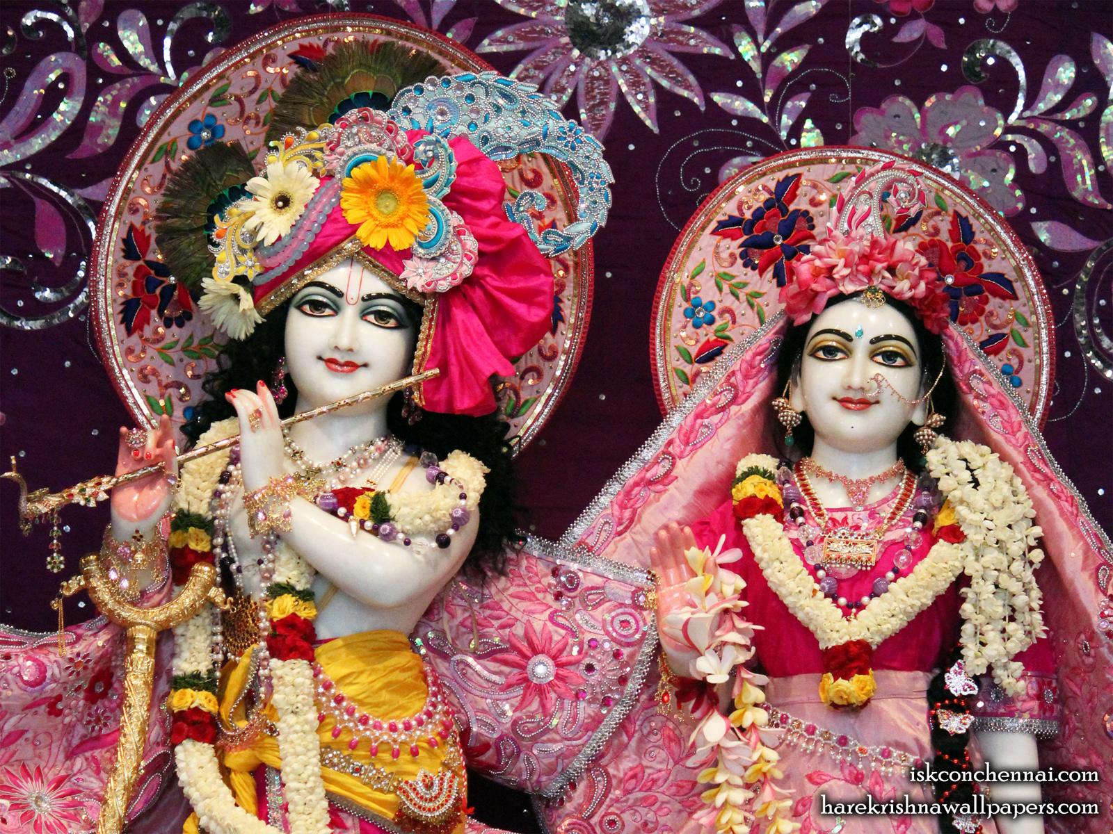 001 Sri Sri Radha Krishna Close up