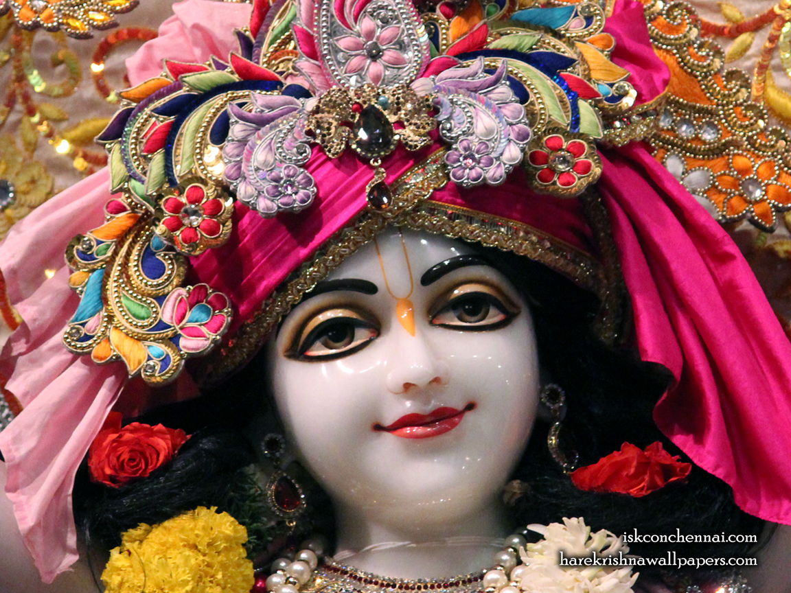 Sri Nitai Close up Wallpaper (002) Size 1152x864 Download