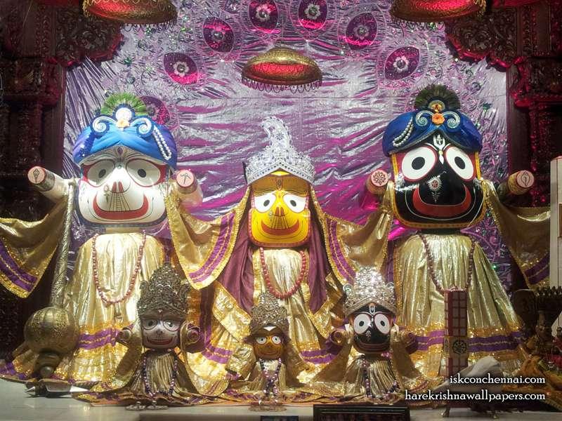 Jagannath Baldeva Subhadra Wallpaper (003)