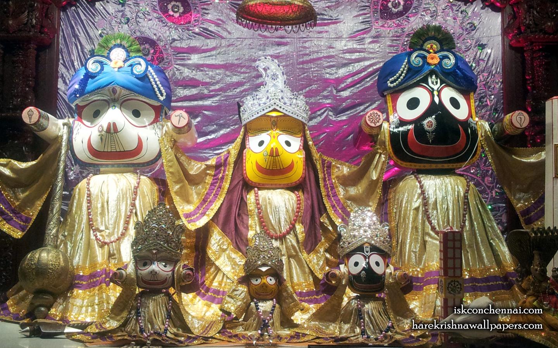 Jagannath Baladeva Subhadra Wallpaper (003) Size 1440x900 Download