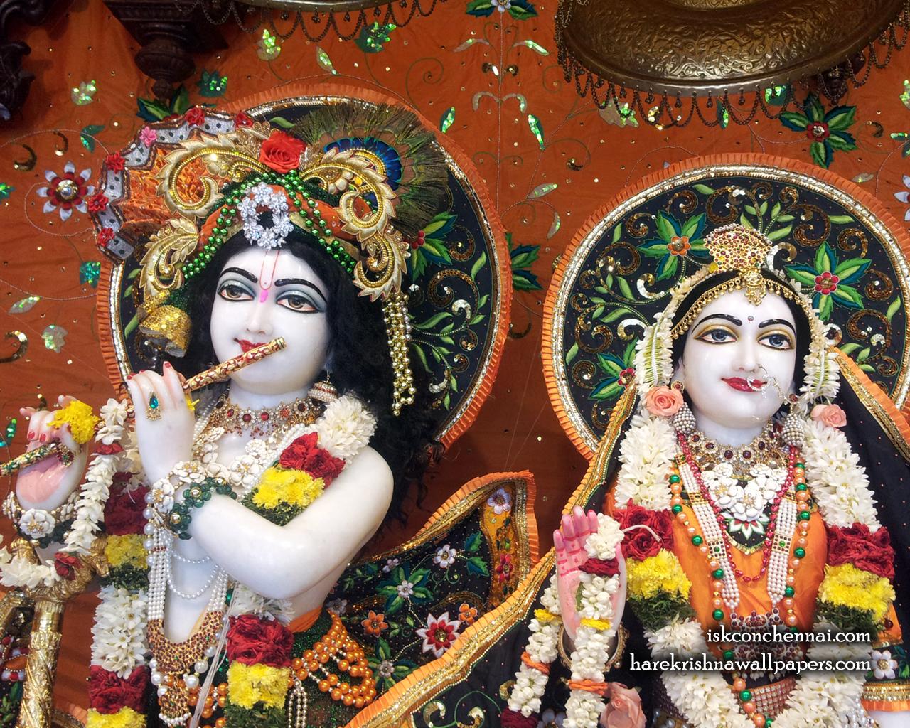 Sri Sri Radha Krishna Close up Wallpaper (003) Size 1280x1024 Download