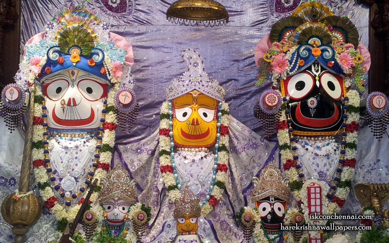 Jagannath Baladeva Subhadra Wallpaper (005) Size 1280x800 Download