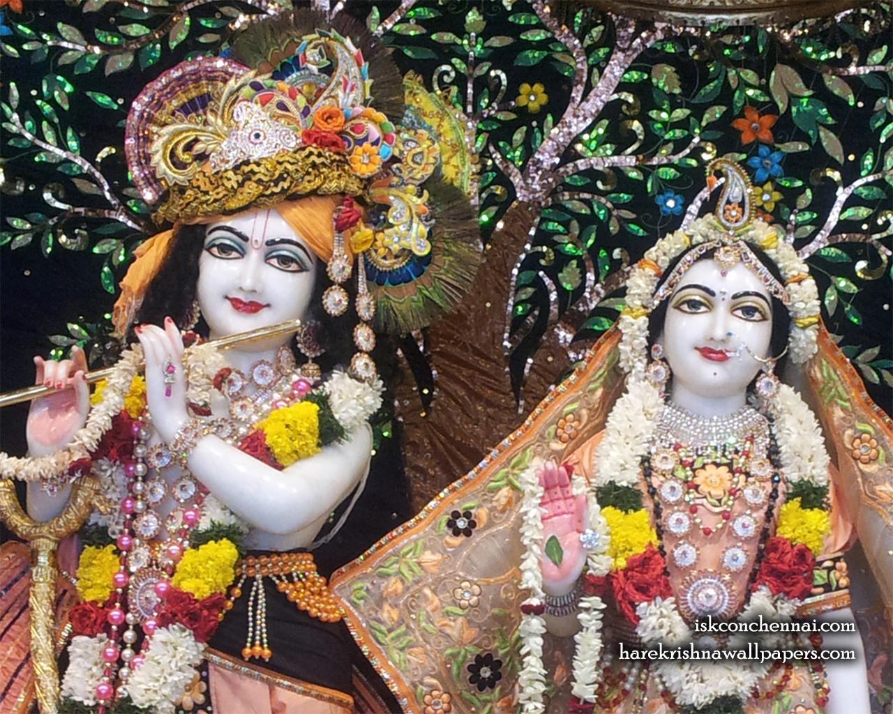 Sri Sri Radha Krishna Close up Wallpaper (005) Size 1280x1024 Download
