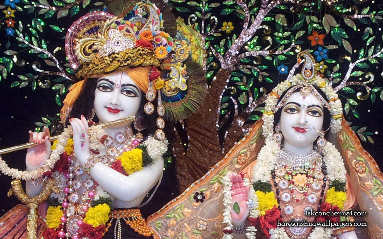 Sri Sri Radha Krishna Close up Wallpaper (005) Size 1440x900 Download