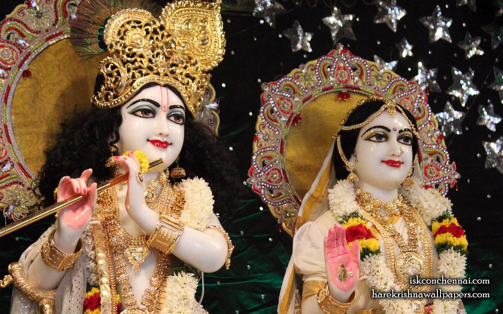 Sri Sri Radha Krishna Close up Wallpaper (009) Size 1680x1050 Download