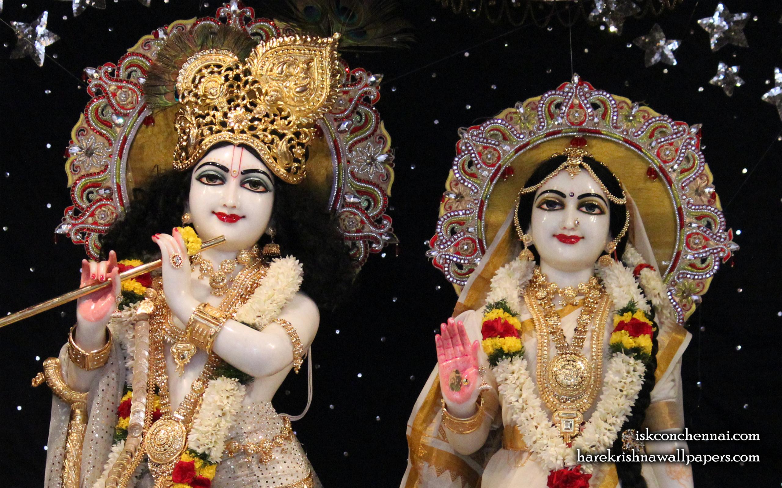 Sri Sri Radha Krishna Close up Wallpaper (010) Size 2560x1600 Download