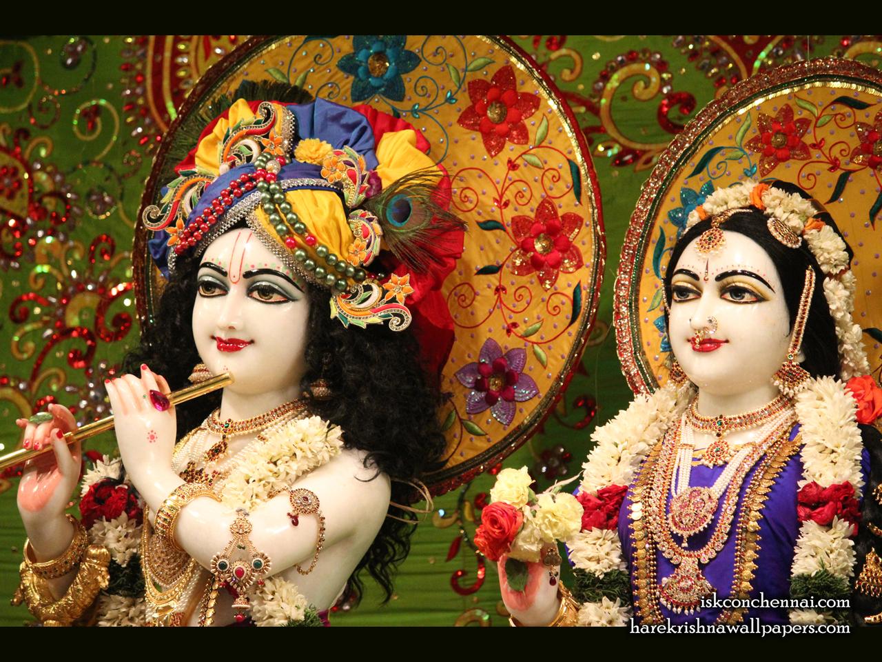 Sri Sri Radha Krishna Close up Wallpaper (011) Size 1280x960 Download