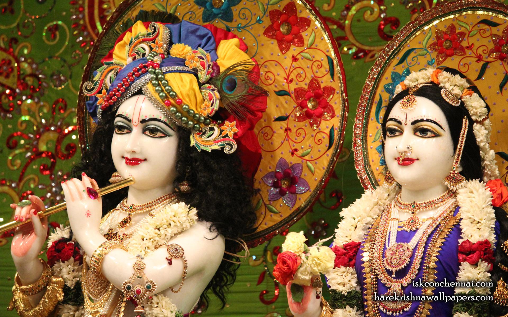 Sri Sri Radha Krishna Close up Wallpaper (011) Size 1920x1200 Download