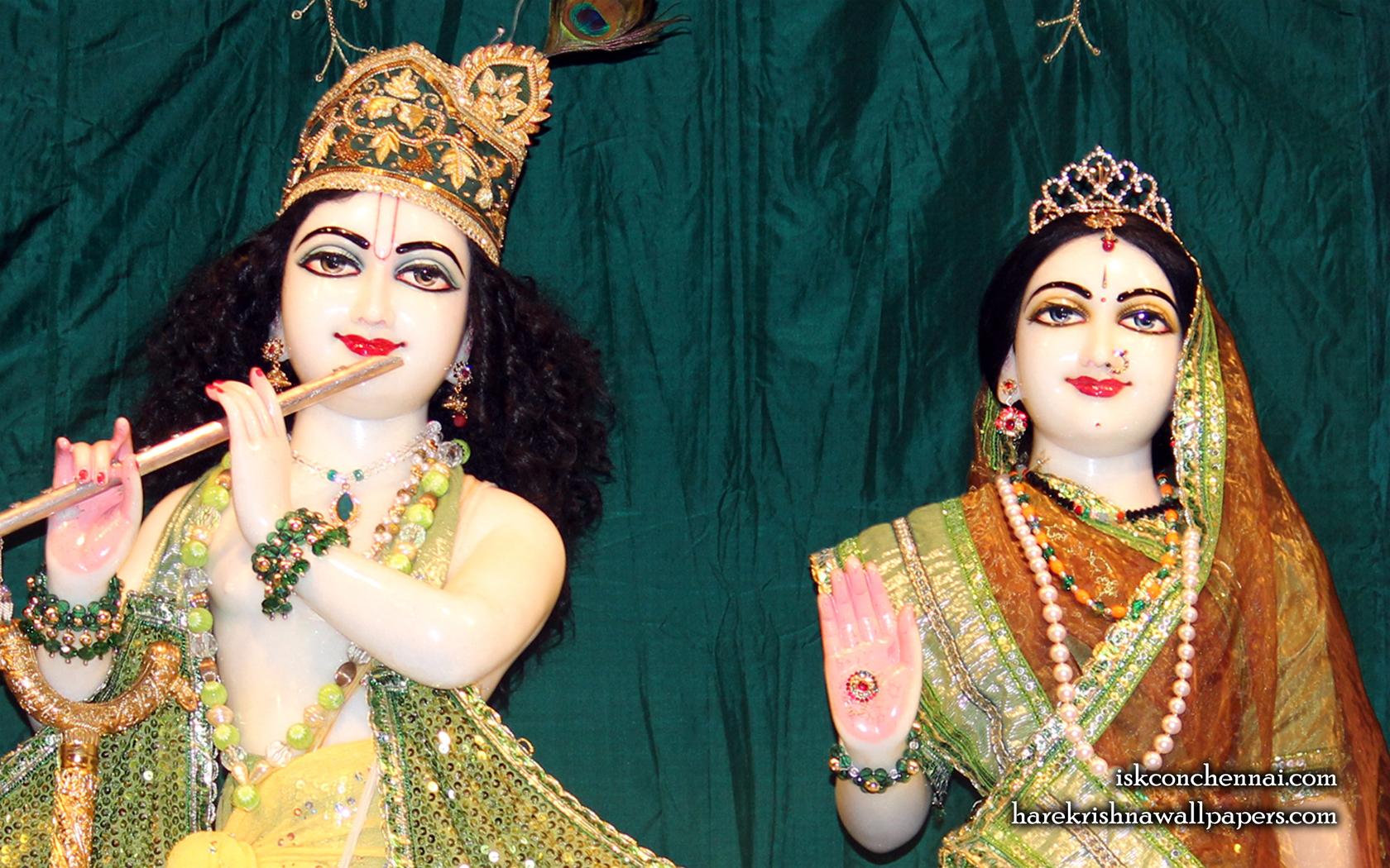 Sri Sri Radha Krishna Close up Wallpaper (013) Size 1680x1050 Download