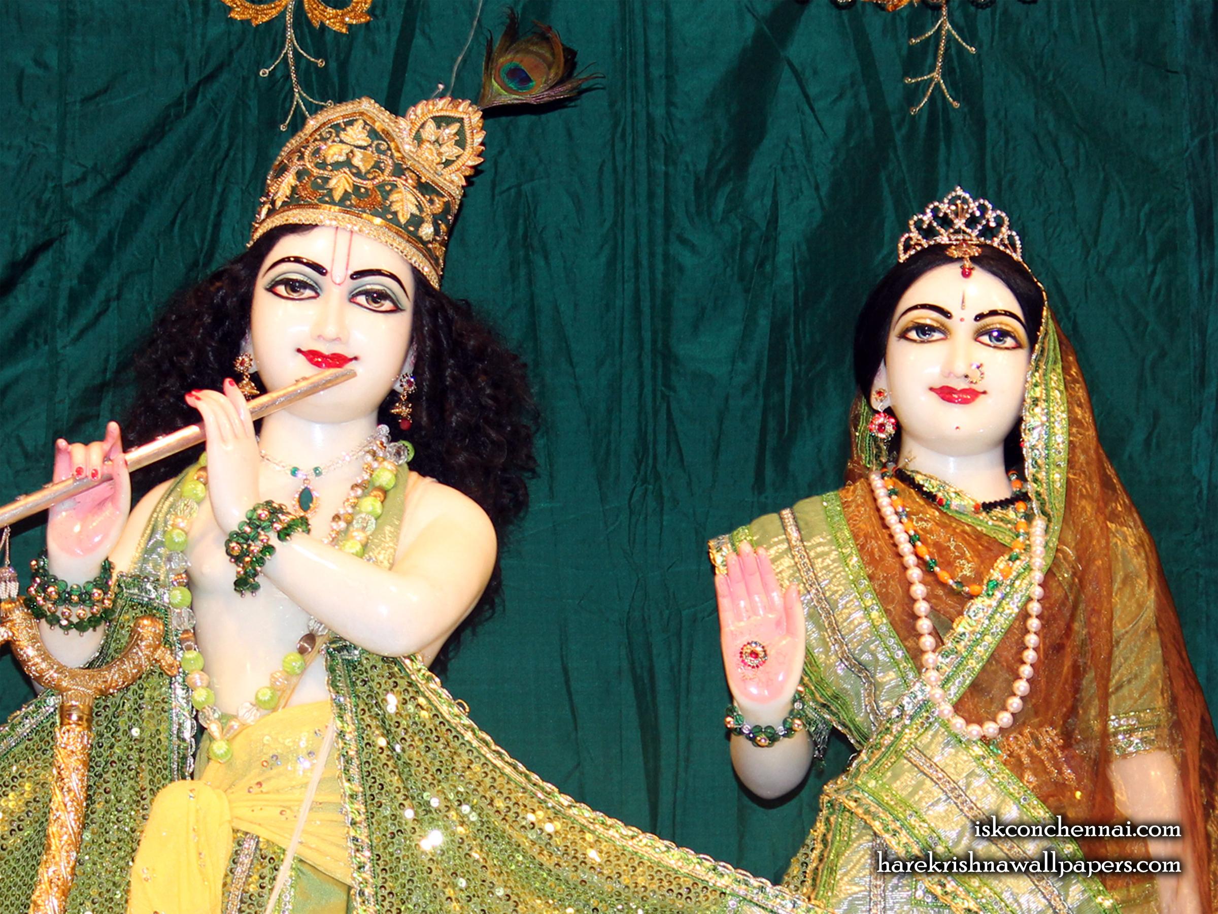Sri Sri Radha Krishna Close up Wallpaper (013) Size 2400x1800 Download
