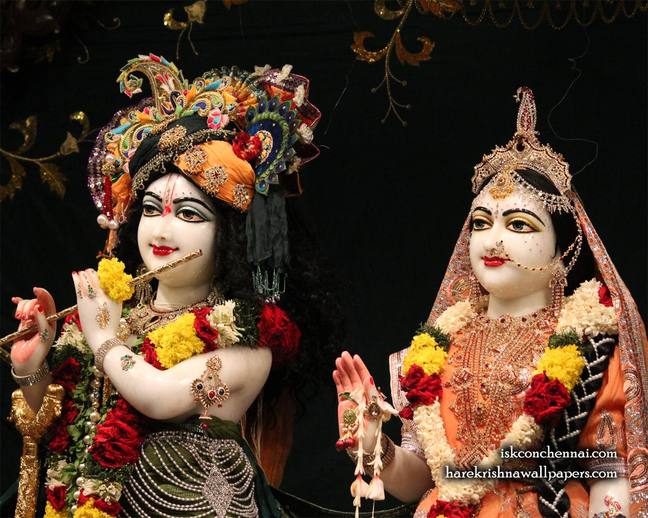 Sri Sri Radha Krishna Close up Wallpaper (014) Size 1280x1024 Download