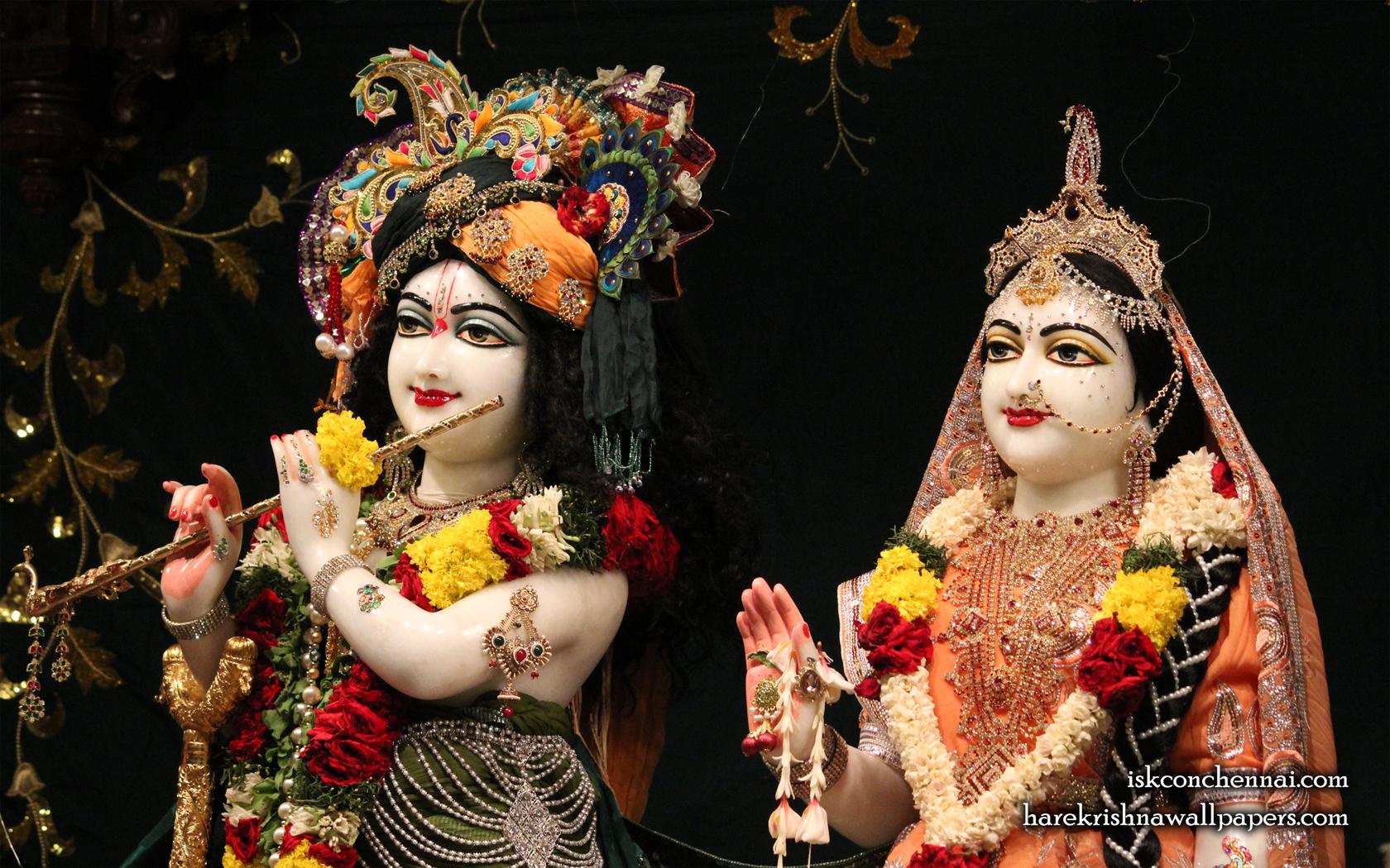 Sri Sri Radha Krishna Close up Wallpaper (014) Size 1680x1050 Download