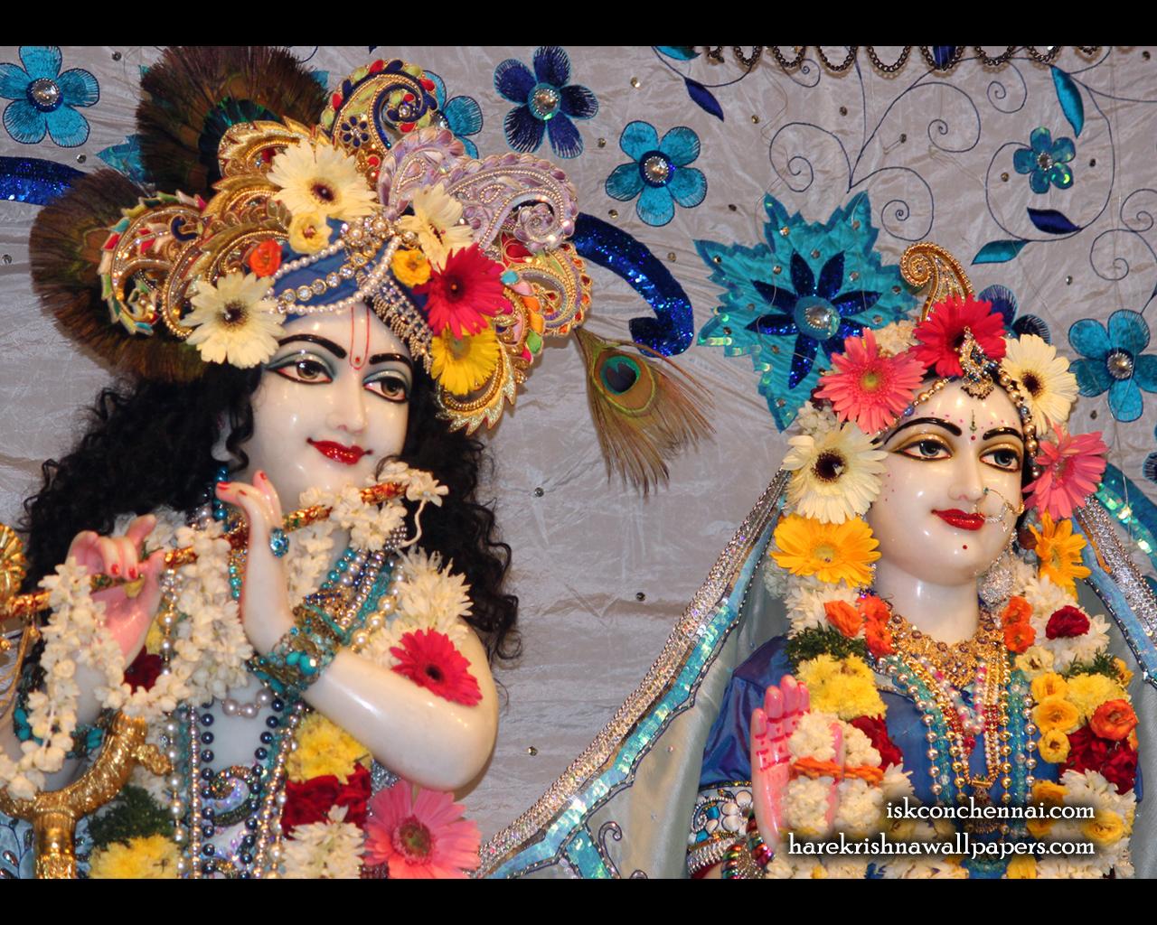 Sri Sri Radha Krishna Close up Wallpaper (016) Size 1280x1024 Download
