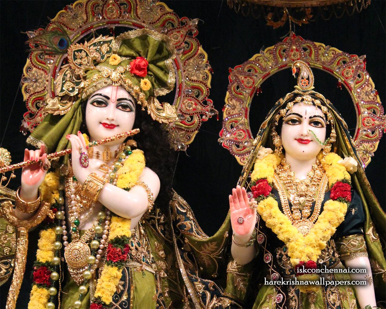 Sri Sri Radha Krishna Close up Wallpaper (017) Size 1280x1024 Download
