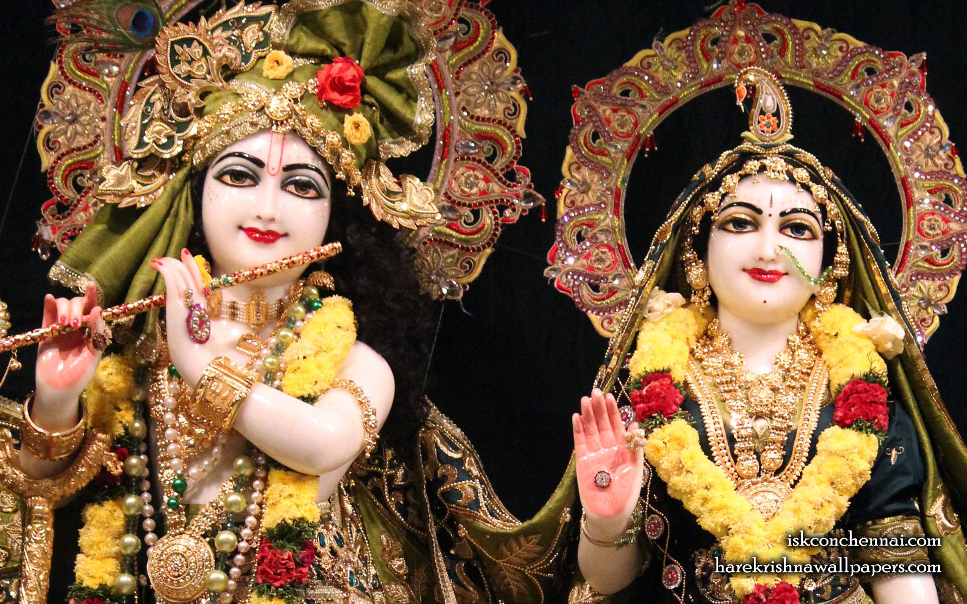 Sri Sri Radha Krishna Close up Wallpaper (017) Size 1920x1200 Download