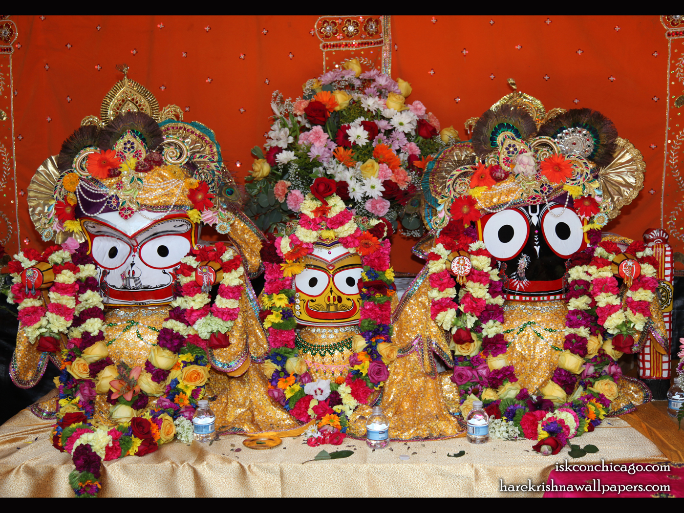 Jagannath Baladeva Subhadra Wallpaper (002) Size 1400x1050 Download