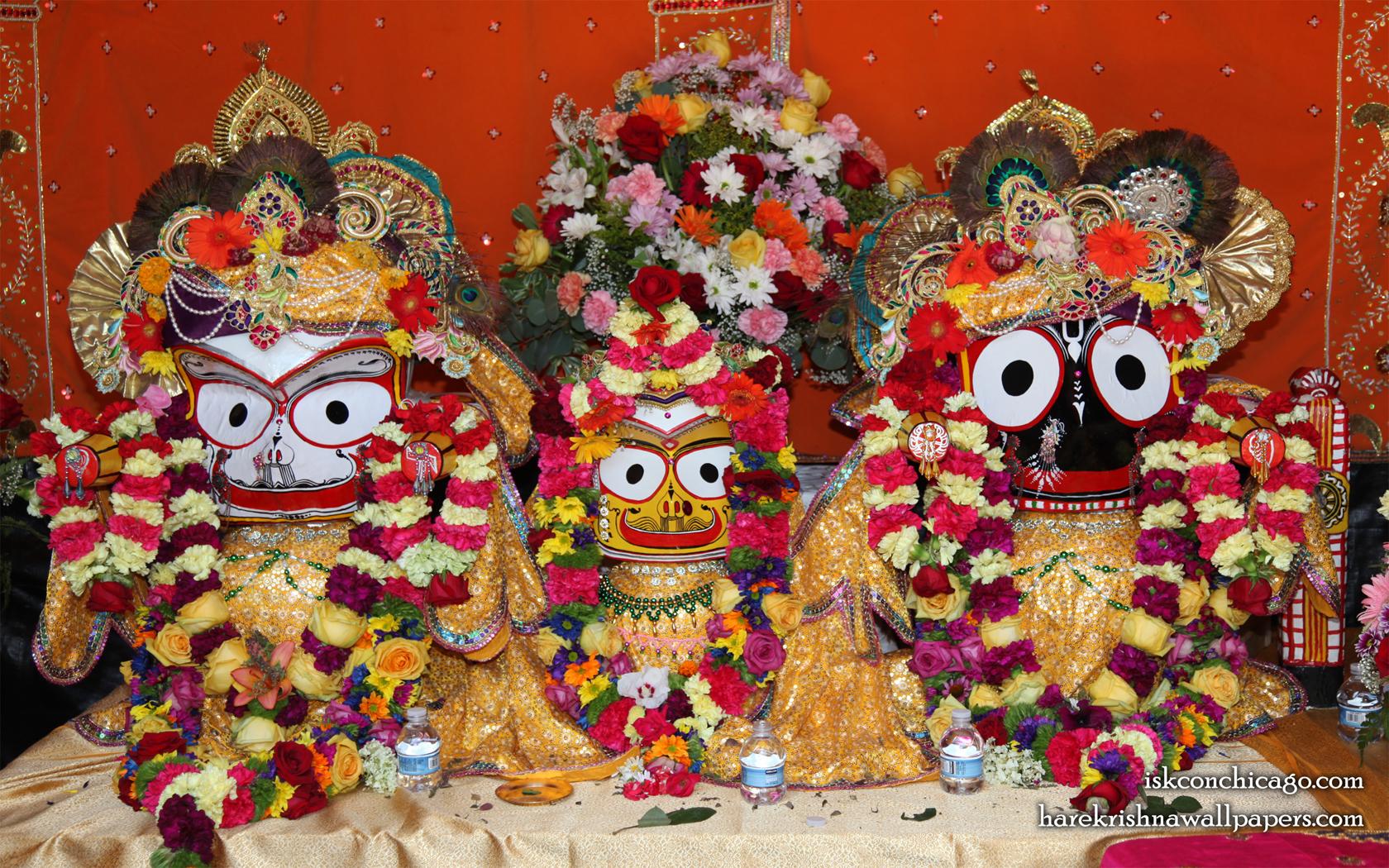 Jagannath Baladeva Subhadra Wallpaper (002) Size 1680x1050 Download