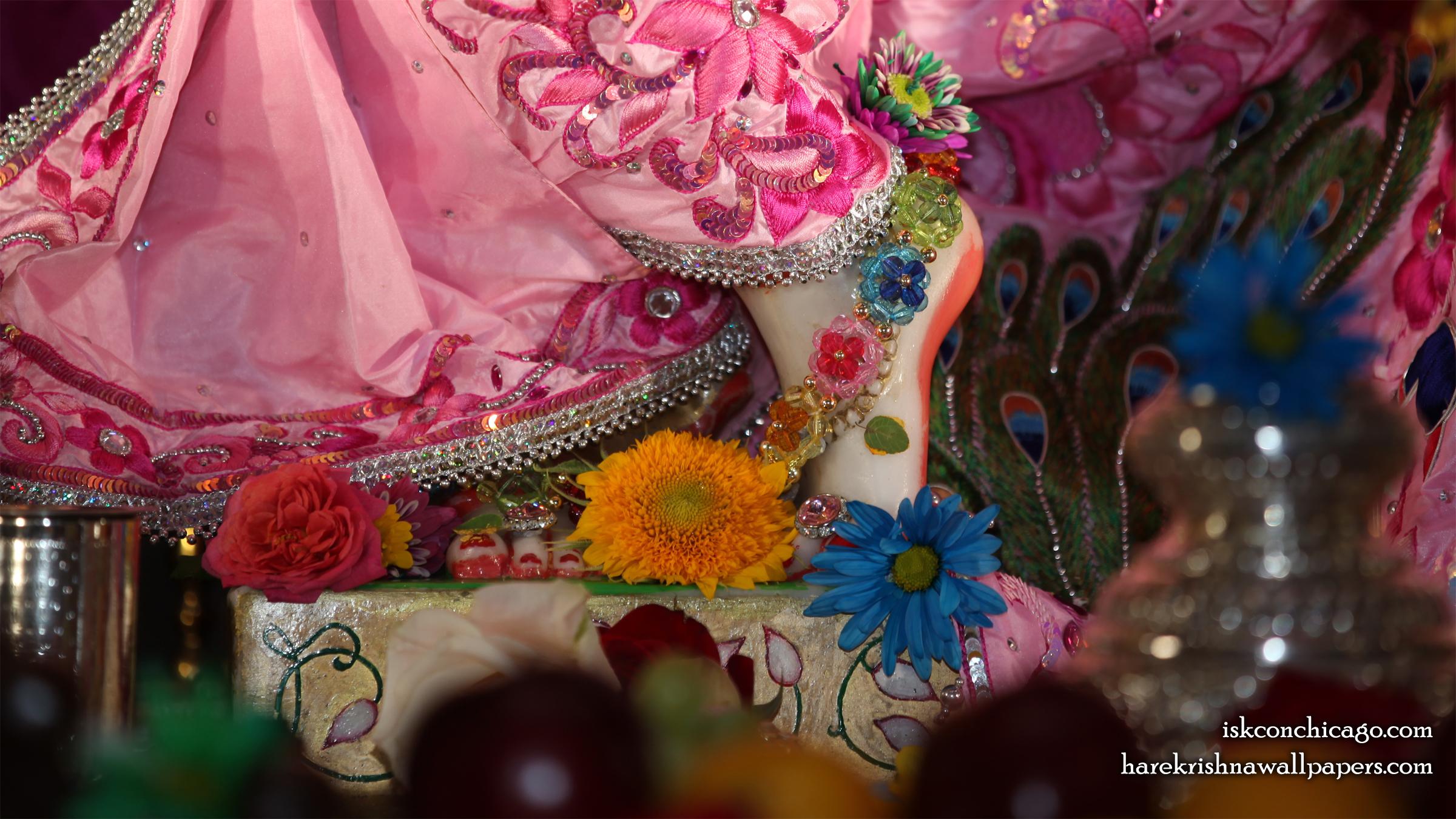 Sri Kishore Feet Wallpaper (002) Size 2400x1350 Download