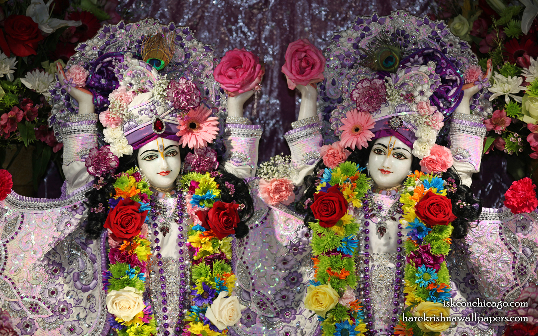 Sri Sri Gaura Nitai Close up Wallpaper (002) Size 1440x900 Download
