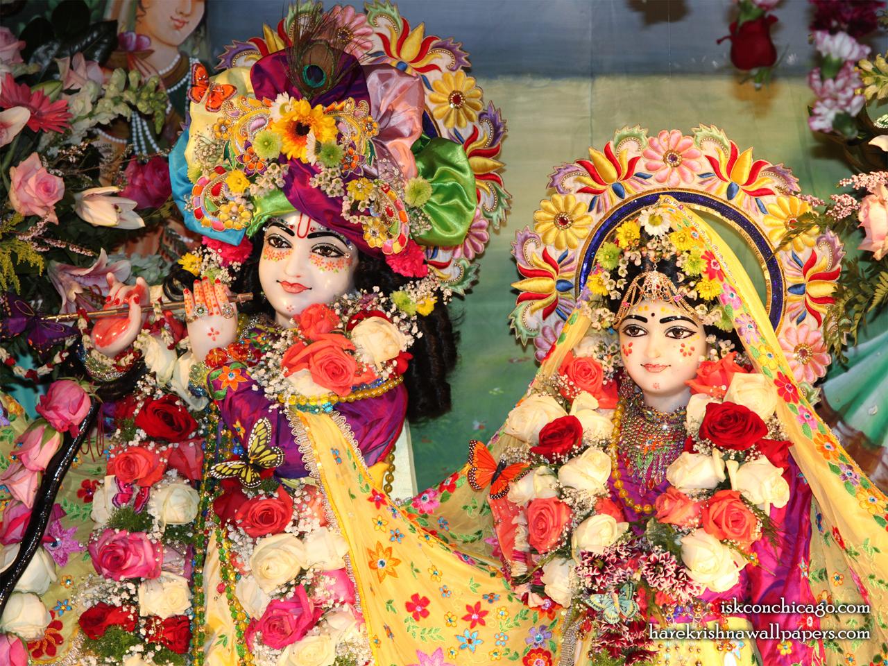 Sri Sri Kishore Kishori Close up Wallpaper (002) Size 1280x960 Download
