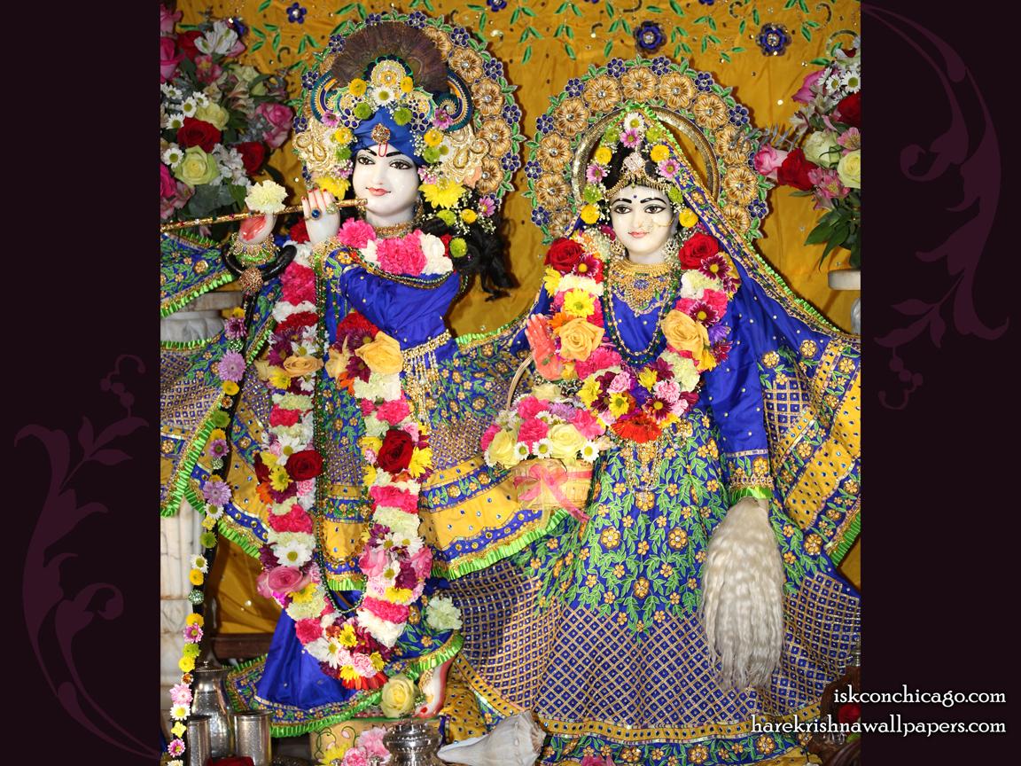 Sri Sri Kishore Kishori Wallpaper (004) Size 1152x864 Download